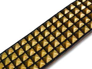 "【GLADHAND/グラッドハンド】「SquareBelt""Pyramid""/スクエアベルト""ピラミッド""」【送料・代引き手数料無料】【あす楽対応】(GANGSTERVILLE/ギャングスタービル/WEIRDO/ウィアード/BULLORIGINAL/ブルオリジナル/B.S.M.G/QUEENBEE)"