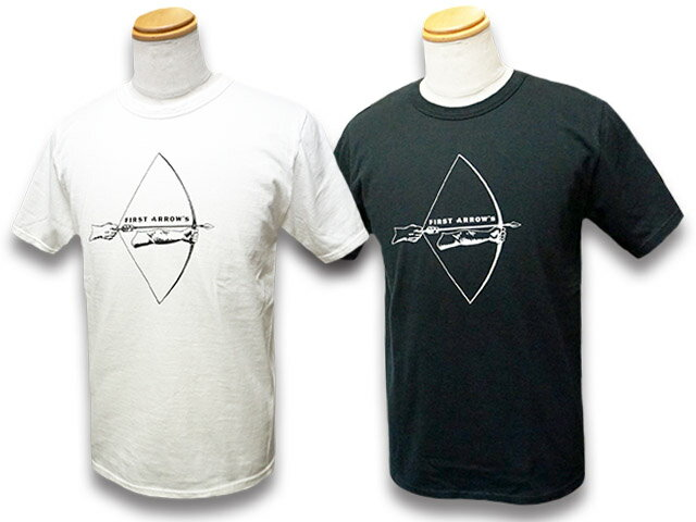 トップス, Tシャツ・カットソー 2FIRST ARROWsJELADOCrew Neck TeeBowArrowTeeDM()