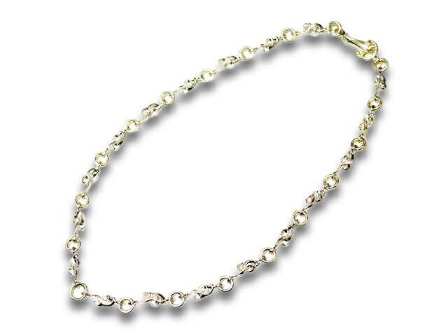 メンズジュエリー・アクセサリー, ネックレスチェーン FIRST ARROWsSmall Embossed Arabesque Necklace Chain(O-023-S50cm)()