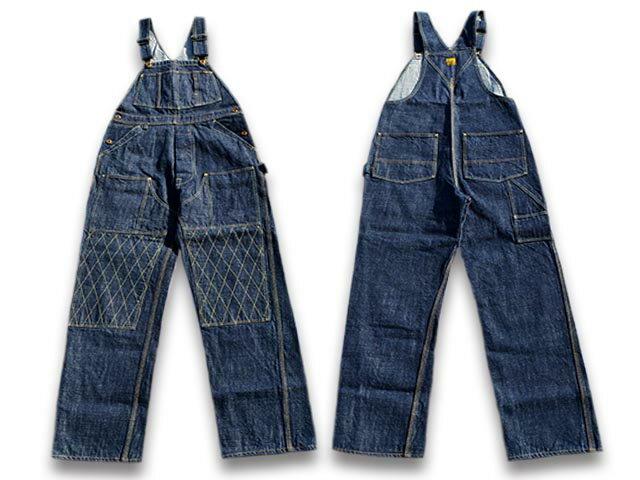 メンズファッション, オーバーオール TROPHY CLOTHINGDouble Knee Carpenter Overalls(1603W)(WOLF PACK)