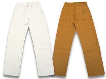 全2色【TROPHY CLOTHING/トロフィークロージング】「Double Knee Standard Brownie Duck Pants/ダブルニースタンダードブラウニーダックパンツ」(1806)【送料・代引き手数料無料】【あす楽対応】(アメカジ/ハーレー/バイク/ホットロッド/東京インディアンズ)