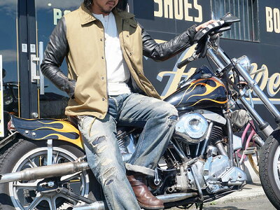 全2色【Vin&Age/ヴィン&エイジ】2019AW「CoachRidersJacket/コーチライダースジャケット」(VTJ2)【送料・代引き手数料無料】【あす楽対応】(アメカジ/ハーレー/バイカー/バイク/ホットロッド/経年変化)