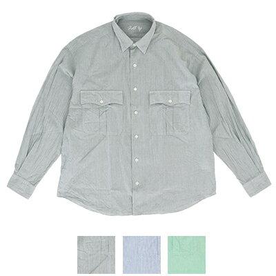 トップス, カジュアルシャツ  Porter Classic ROLL UP STRIPE SHIRT PC-016-1315
