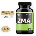【正規代理店】ZMA カプセル90粒 Optimum Nutrition(オプティマムニュートリション)ZMA スポーツ ダイエット ビタミン ミネラル ダイエット 送料無料