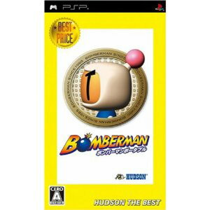 ★★【中古】afb【PSP】Best/ボンバーマンポータブル Best版【4988607051…