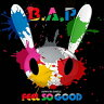 【オリジナル特典付】 B.A.P/FEEL SO GOOD <CD>(Type-B)[Z-5203]20160713