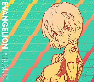 サウンドトラック, TVアニメ EVANGELION FINALLYCDZ-896120201007