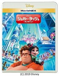 シュガー・ラッシュ:オンライン MovieNEX<Blu-ray+DVD>20190424