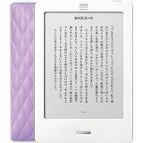 【大特価】kobo Touch(コボ タッチ)ライラック N905-KJP-L<電子書籍リーダー>[Z-8542]