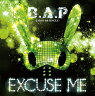 B.A.P/EXCUSE ME<CD>(Type B)140903