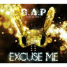B.A.P/EXCUSE ME<CD+DVD>(Type A)140903