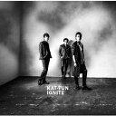 KAT-TUN/IGNITE<CD>(通常盤)20190731