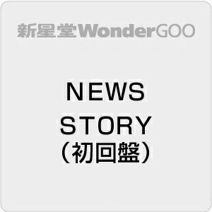 ●NEWS/STORY<CD+DVD>(初回盤)20200304