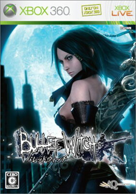 【中古】afb【XBOX360】BULLETWITCH(バレットウイッチ)【ACT】【4582210540027】