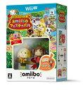 【中古】【WiiU】どうぶつの森 amiiboフェスティバル amiiboケント付き【4902370530582】【テーブル】