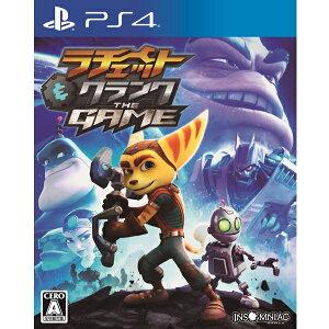 ラチェット&クランク THE GAME<PS4>(通常版)20160809