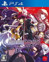 【中古】【PS4】UNDER NIGHT IN−BIRTH Exe Late[st](アンダーナイト...
