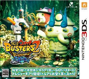 【オリ特付】妖怪ウォッチバスターズ2 秘宝伝説バンバラヤー ソード<3DS>[Z-6715]2…