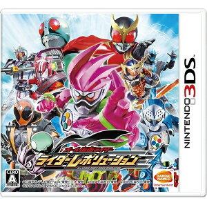 オール仮面ライダー ライダーレボリューション 通常版<3DS>[Z-5543]20161201