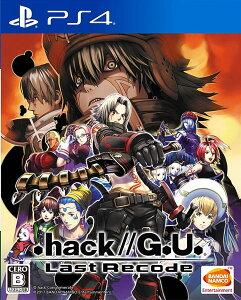 【オリ特付】.hack//G.U. Last Recode<PS4>(通常版)[Z-6658・…