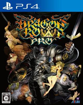 【オリ特付】ドラゴンズクラウン・プロ通常版<PS4>[Z-6819]20180125