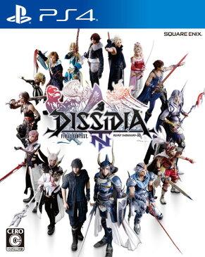 【中古】【PS4】ディシディア ファイナルファンタジー NT【4988601010009】【アクション】