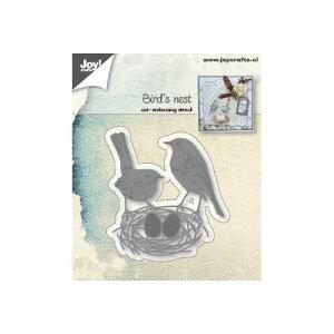 【6002-1189】ジョイ・クラフツ/ダイ(抜型)/Bird's nest 鳥巣