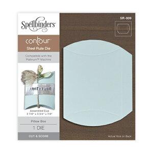 【SR-009】Spellbinders/スペルバインダーズ/ダイ/Pillow