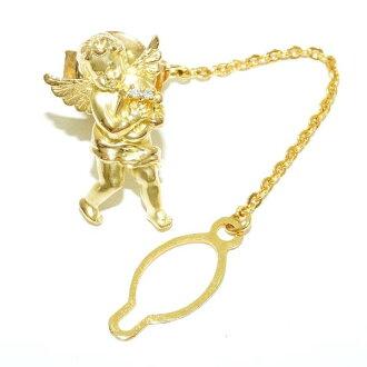 K18 18 k YG 黃色金合金夢幻鑽石 0.01 二手飾品 ★ ★