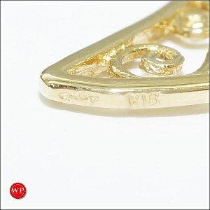 ★送料無料★SwallowTailK18YGピアス地金【取寄後発送】