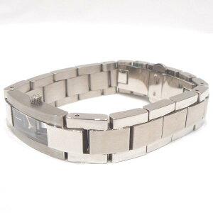 時計グッチGUCCI4600L黒文字盤クォーツレディース腕時計★送料無料★【中古】【あす楽】