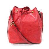 ルイヴィトン Louis Vuitton エピ プチノエM44107 赤 バッグ ★送料無料★【中古】【あす楽】