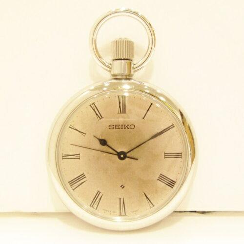 時計 セイコー 懐中時計 5740-0080 手巻き ★送料無料★