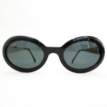 バレンティノ 黒×ゴールド V686 眼鏡 サングラス 小物 ★送料無料★【中古】【あす楽】