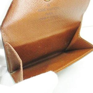 52dd173e1bf0 ... ルイヴィトンLouisVuittonモノグラムラドローコインケースWホック小銭入れM61927財布二つ折り財布 ...