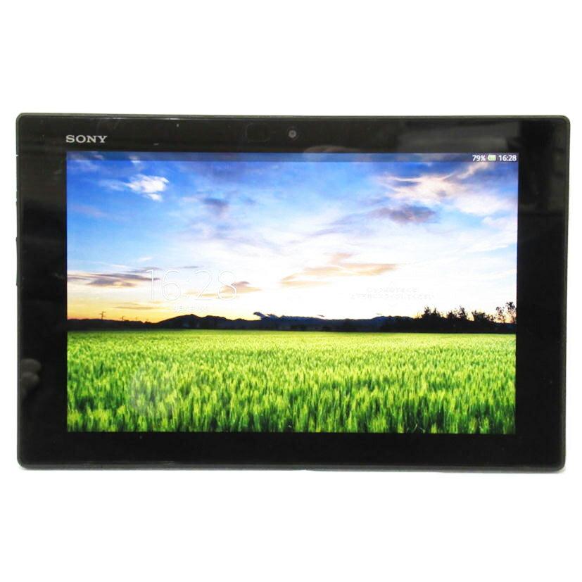 スマートフォン・タブレット, タブレットPC本体 SONYB63