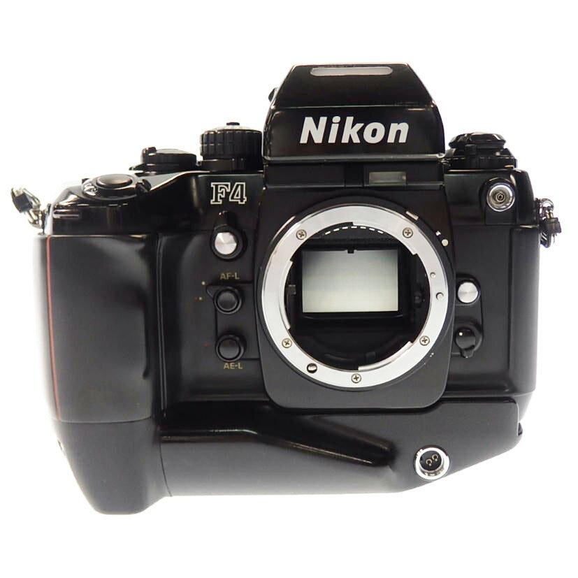 フィルムカメラ, フィルム一眼レフカメラ F4SNIKON ()84