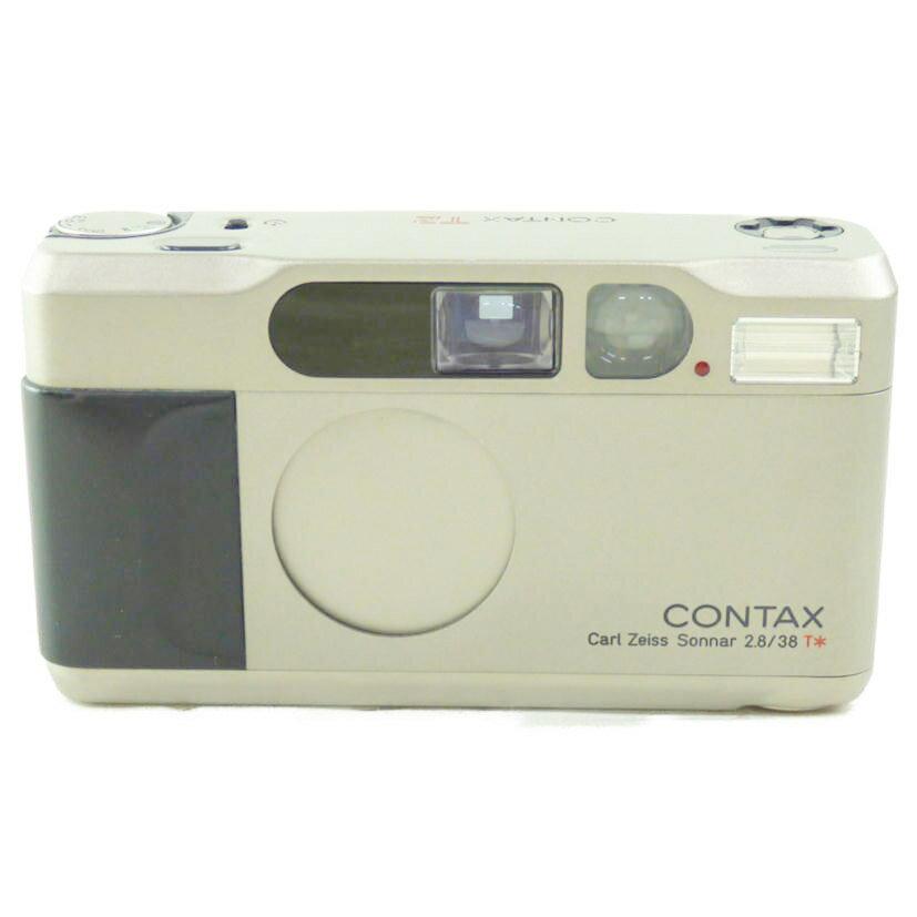フィルムカメラ, フィルム一眼レフカメラ CONTAX T2KYOCERA ()64