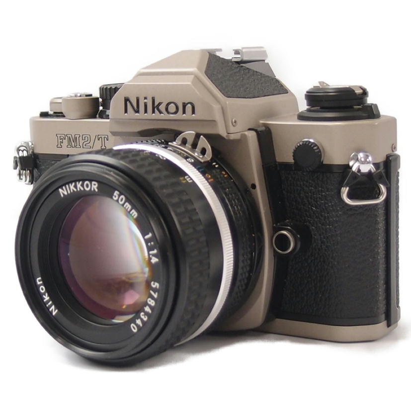 フィルムカメラ, フィルム一眼レフカメラ FM2TNIKON ()83