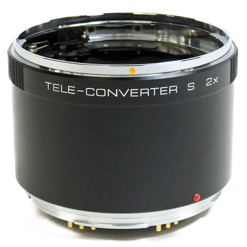 カメラ・ビデオカメラ・光学機器, カメラ用交換レンズ TELE-CONVERTER S 2x BRONICA ()84