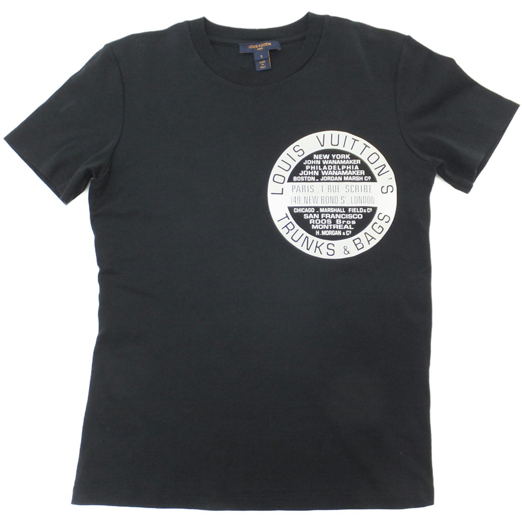 トップス, Tシャツ・カットソー ABSLOUIS VUITTON( )LVT1A4PFL88
