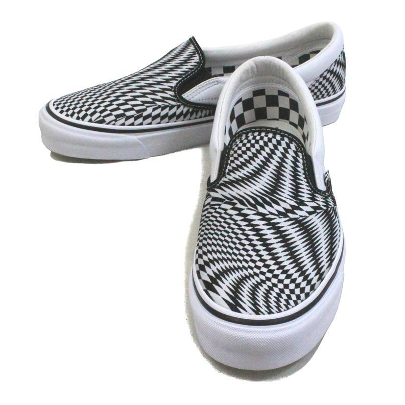 メンズ靴, スリッポン A29.5cm VANS END VANS CLASSIC SLIP-ON LX LX 72