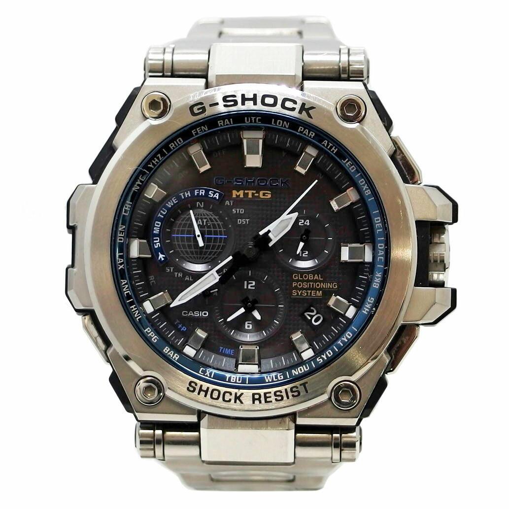 腕時計, メンズ腕時計 CASIO G-SHOCK MT-G Ref. MTG-G1000 GPS 1 A86