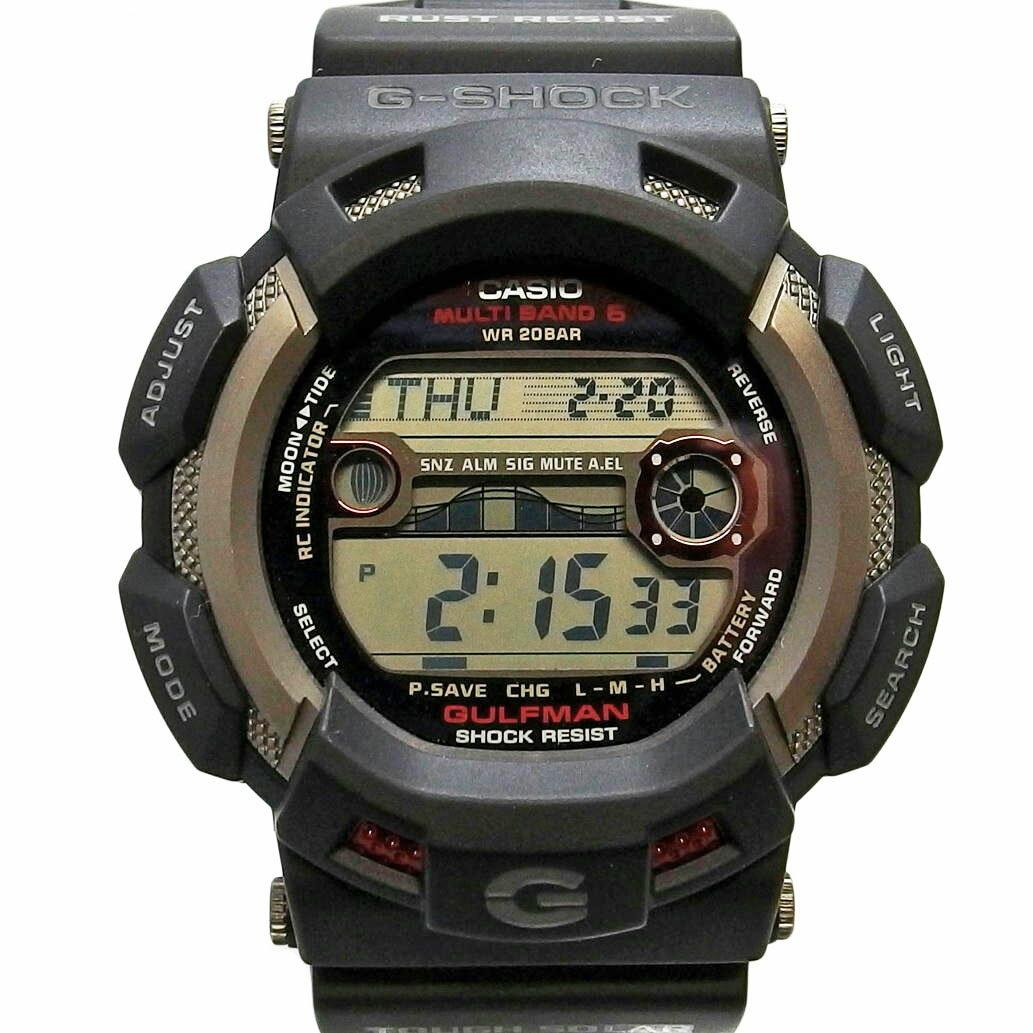 腕時計, メンズ腕時計 CASIO G-SHOCK GULFMAN Ref. GW-9110 6 A86