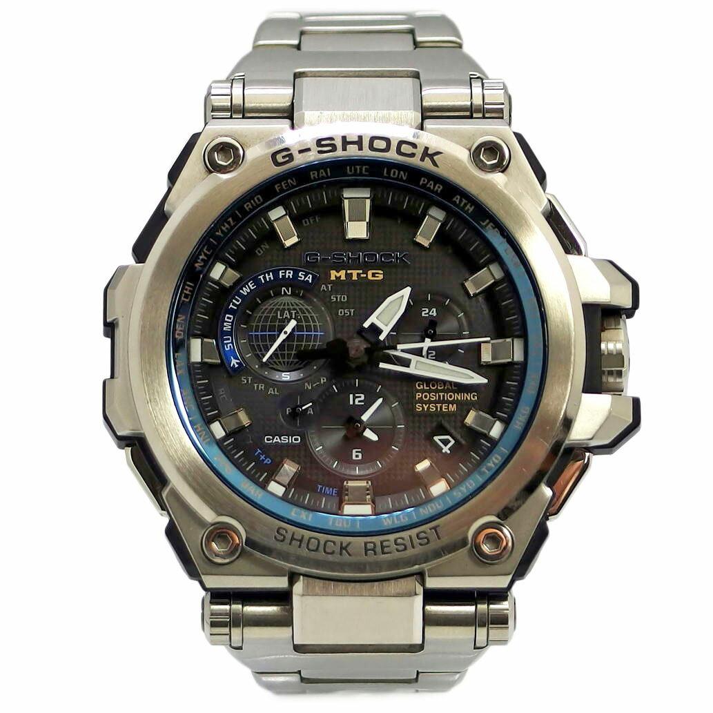 腕時計, メンズ腕時計 CASIO G-SHOCK MT-G G Ref. MTG-G1000D GPS 1 AB81