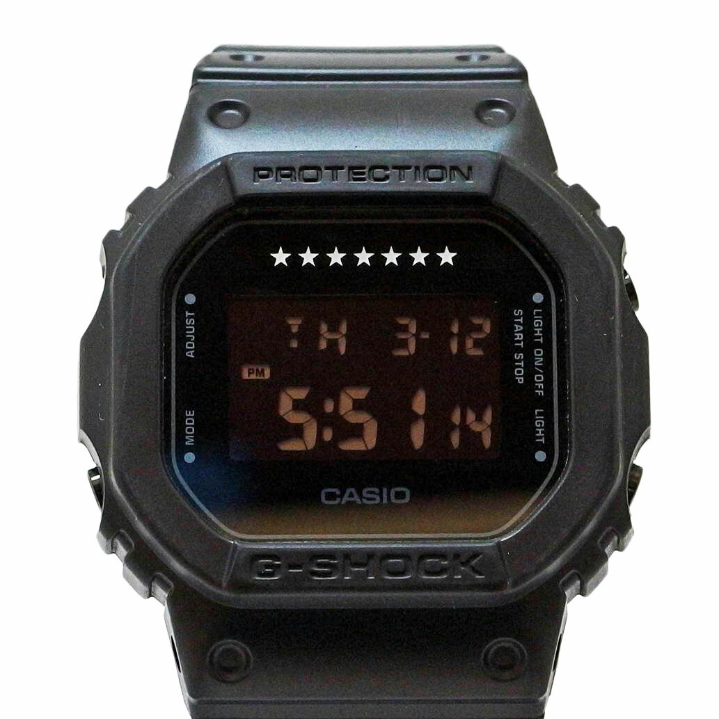 腕時計, メンズ腕時計 CASIO G-SHOCK SEVENSTAR Ref. DW-5600VT 3 A90