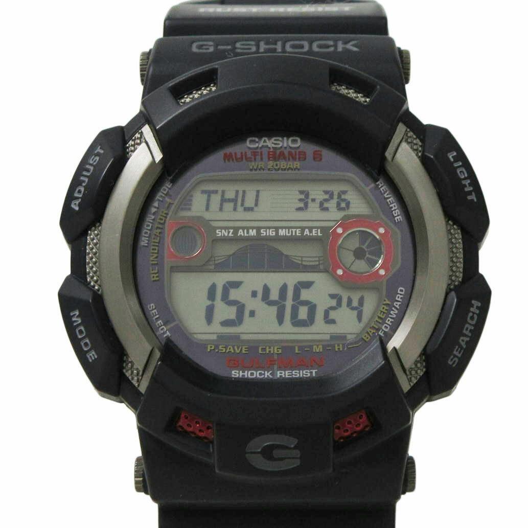 腕時計, メンズ腕時計 CASIO G-SHOCK GULFMAN Ref. GW-9110 6 A70