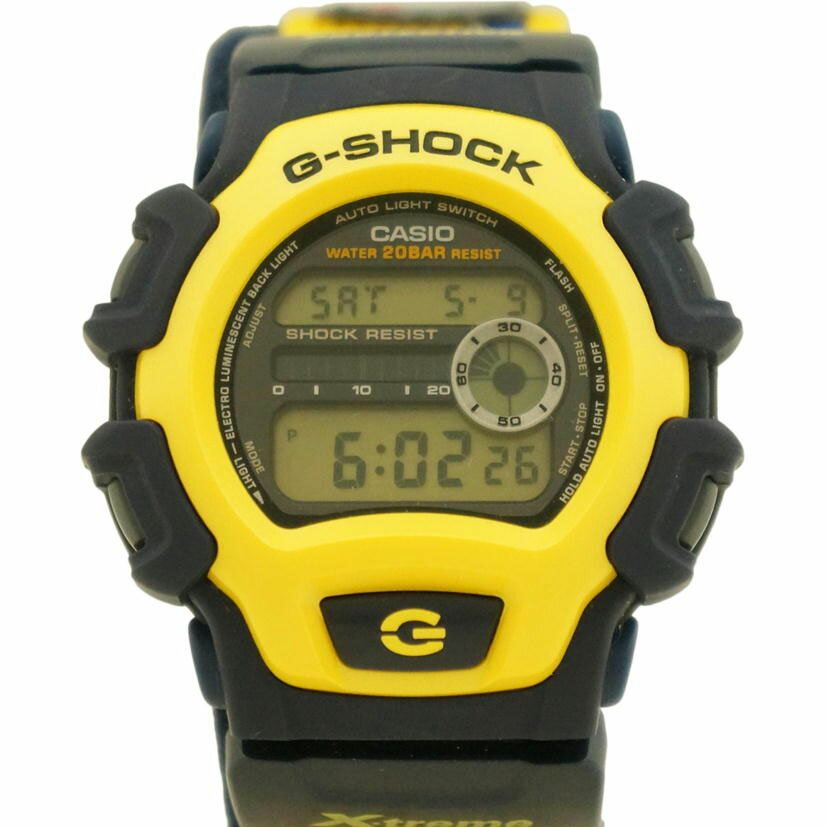 腕時計, メンズ腕時計 CASIO G-SHOCK X-treme Ref. DW-004X-9AT 3 A67
