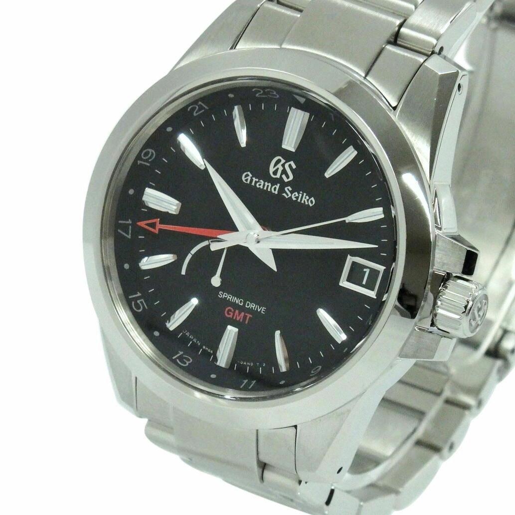 腕時計, メンズ腕時計 SEIKO Grand Seiko GMT Ref. SBGE2139R66-0AE0 1 A77