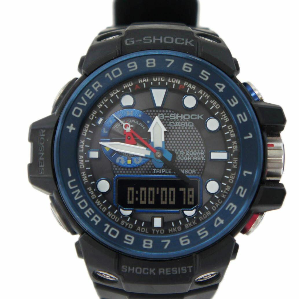 腕時計, メンズ腕時計 CASIO G-SHOCK GULFMAN Ref. GWN-1000B 6 B01